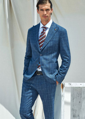 Abbigliamento Business Uomo Fabris Torino