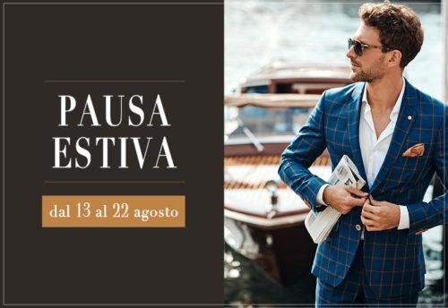 Fabris Torino - pausa estiva dal 13 al 22 agosto 2021