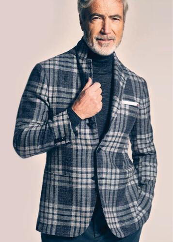 Abbigliamento elegante oomo Torino Fabris
